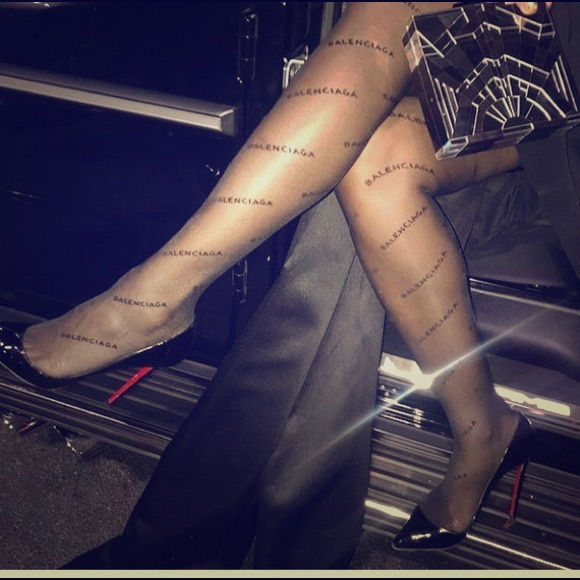 611166d9b7c04 Accessories | Balenciaga Stockings Comment Which Style | Poshmark